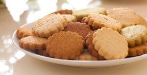 たくさんのおからクッキー